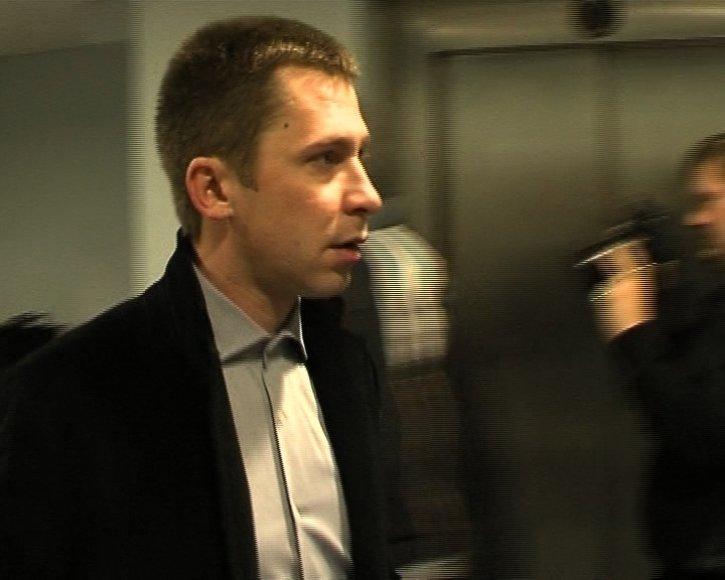 """""""Paparacuose"""" – atviras Dragūno interviu apie jį persekiojančią policiją ir naują širdies draugę."""