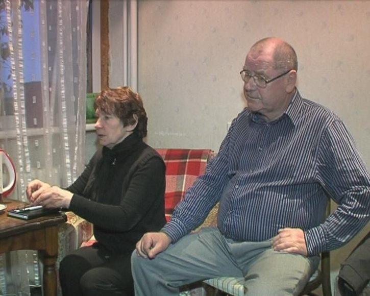 """""""Akistatoje"""" – išskirtinis interviu su Aurimo Dautarto mama."""