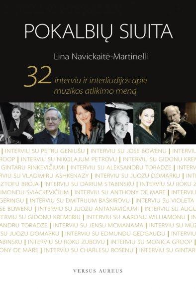 Muzikinio meno gerbėjams – Onos Narbutienės premiją pelniusios knygos pristatymas.