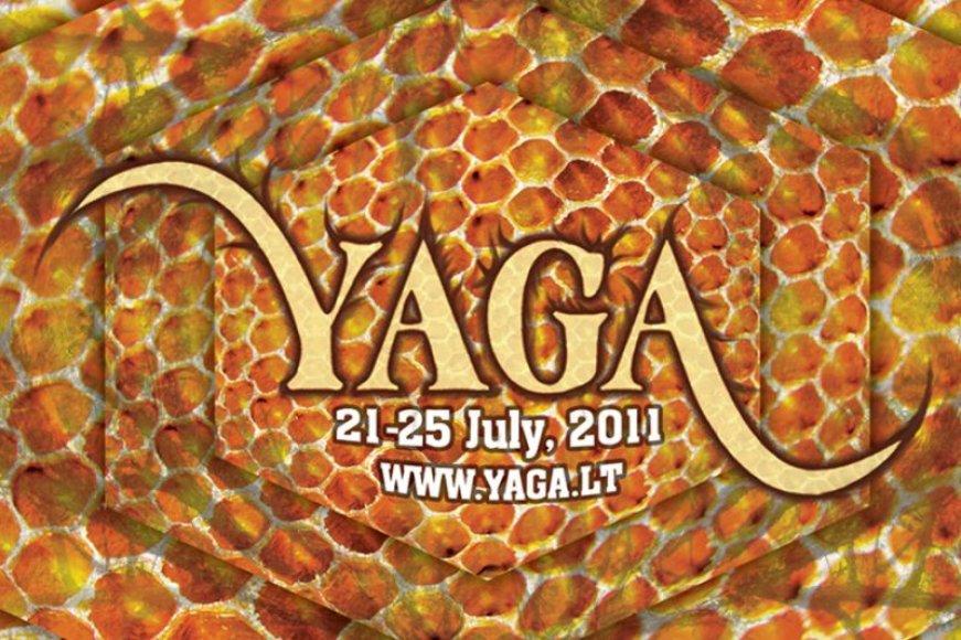 """Spalvingas, pašėlęs ir skatinantis tobulėti festivalis """"Yaga'11"""" – šį savaitgalį."""