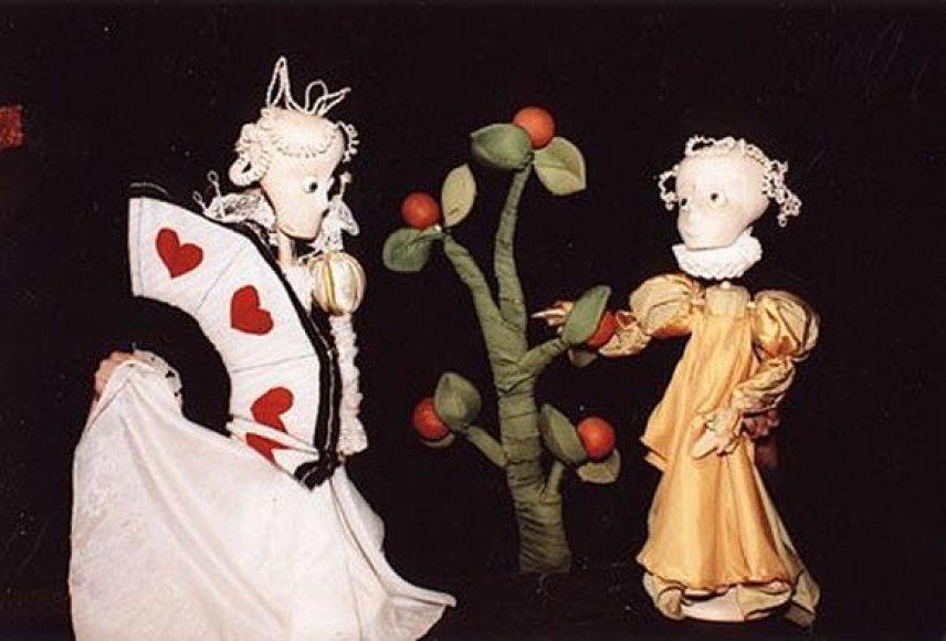 """Spektaklis """"Princesės gimtadienis"""" sukurtas pagal Oskaro Vaildo pasaką. Teatre šis spektaklis rodomas nuo 1991 metų gruodžio."""