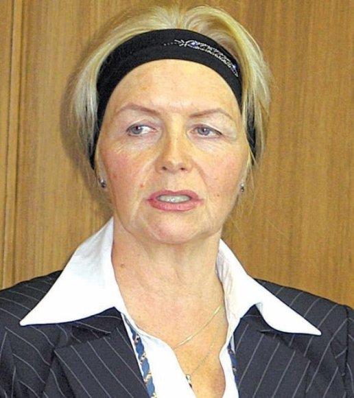 Loreta Turčinskienė nepripažįsta jai pateiktų kaltinimų.