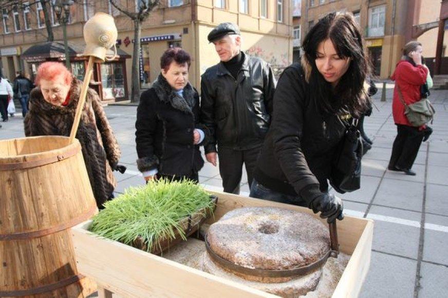 Kazimiero mugė jau kelerius metus tituluojama viena svarbiausių pavasario švenčių Kaune.