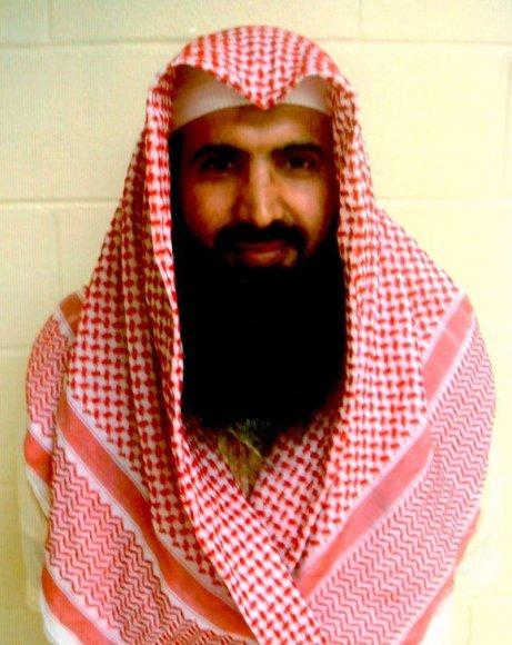Įtariamas teroristas Ali al-Marri