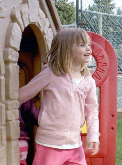 Taip atrodė Madeleine 2007-aisiais.