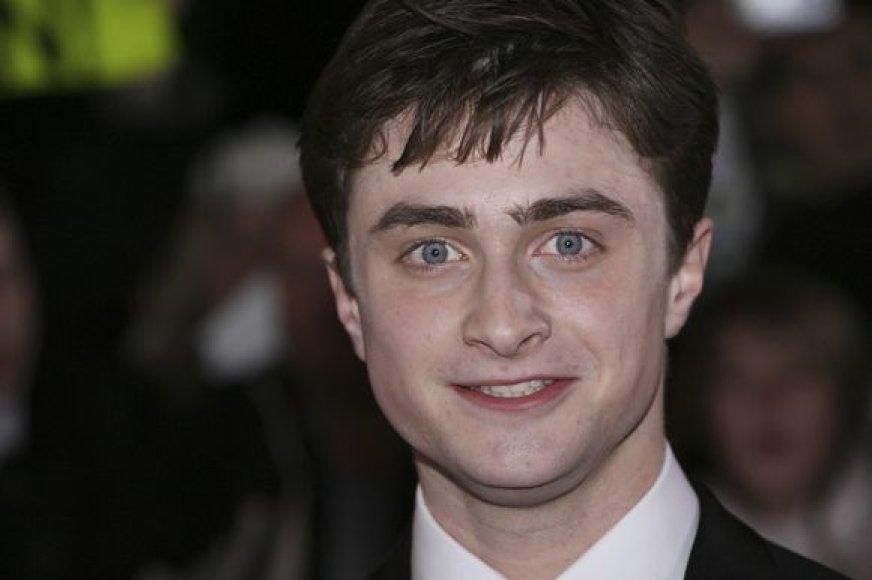 Danielis Radcliffe'as