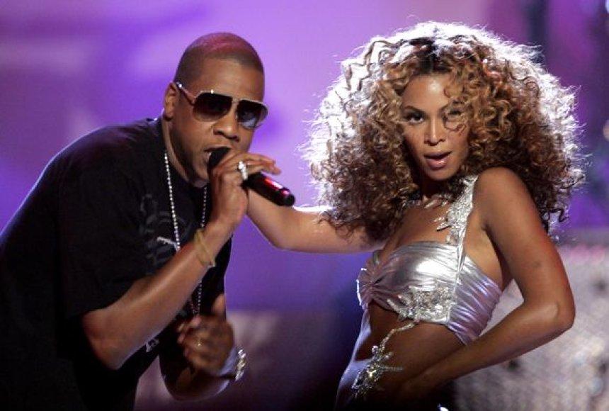 Jay Z ir Beyonce