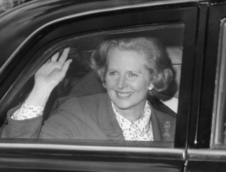 Margaret Thatcher 1979-aisiais