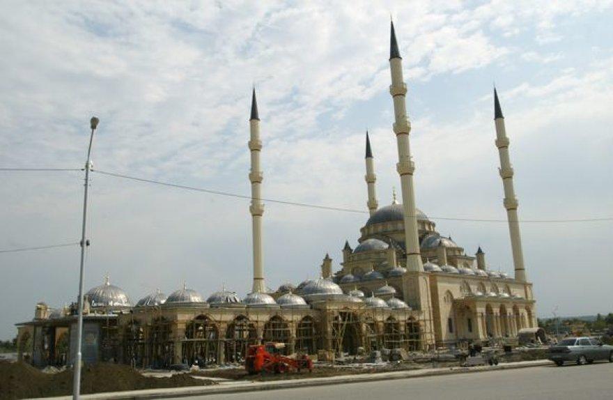 Didžiausia pasaulyje mečetė