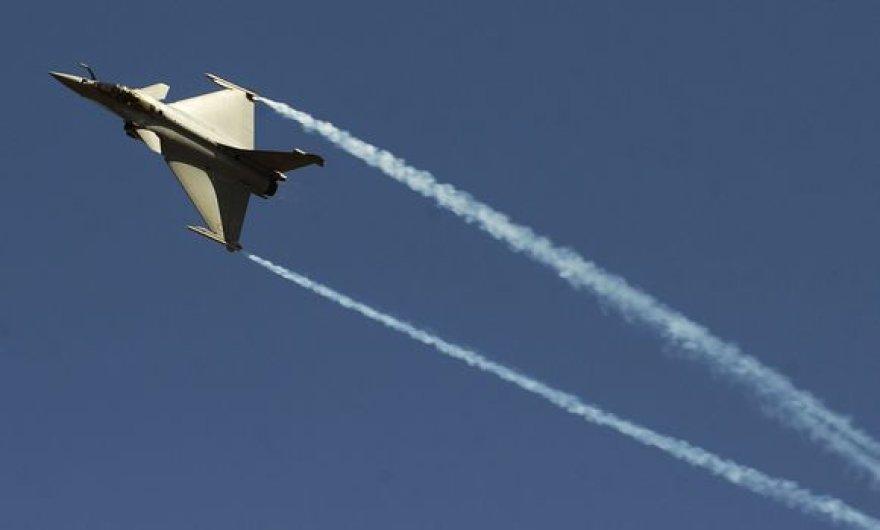 Prancūzijos kariniai lėktuvai