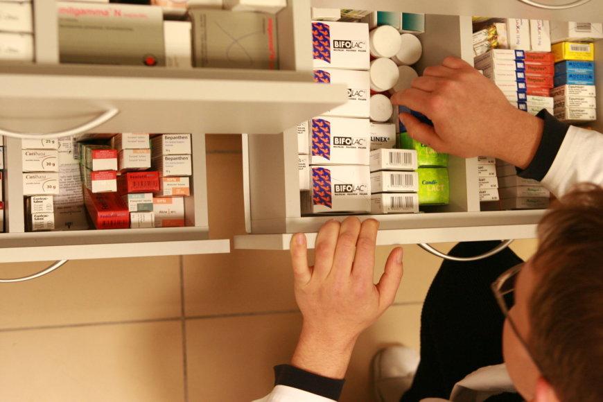 Nors sergančiųjų gripu nedaug, peršalimo ligos nepalieka klaipėdiečių ramybėje.