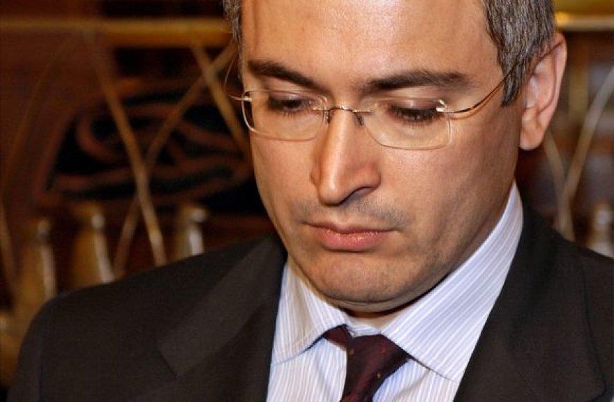 Michailas Chodorkovskis