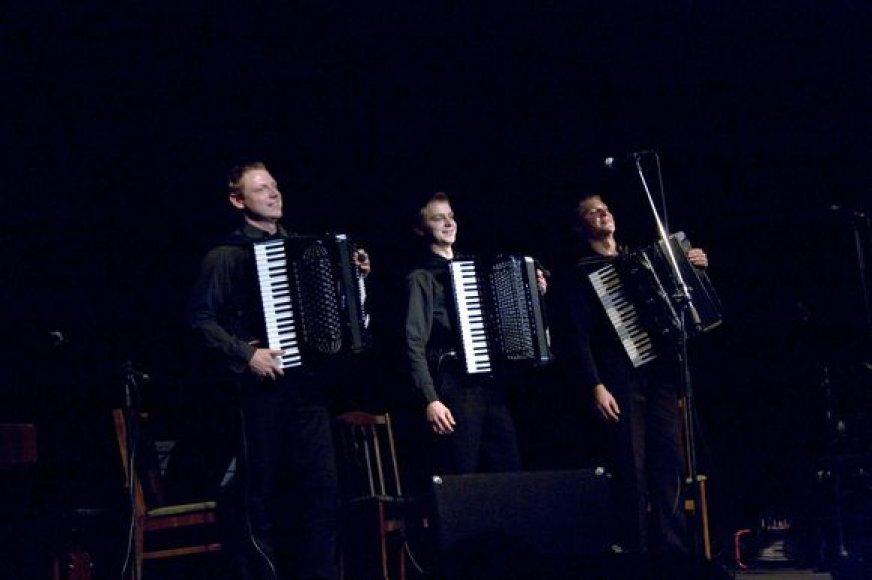 """""""Chil'out"""" nariai žada, kad koncerte Kaune netrūks muzikinių """"perliukų""""."""