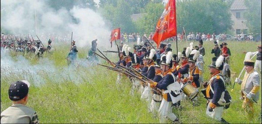 Inscenizuotas Deltuvos mūšis