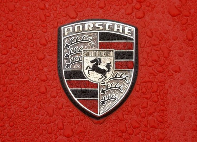 """Porshe"" ženklas"