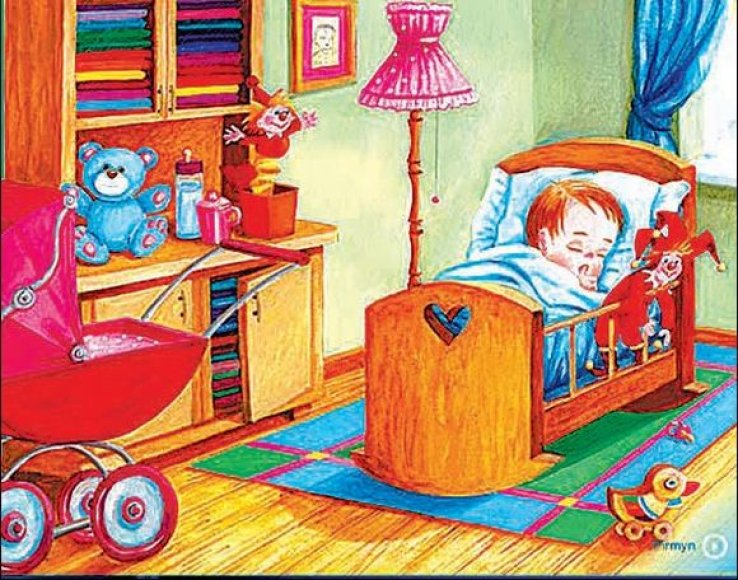 """""""Sodra rūpinosi ir tavimi, ir mama. O kai gimei, ji pirmoji atskubėjo tavęs aplankyti"""", – tikinama knygelėje."""