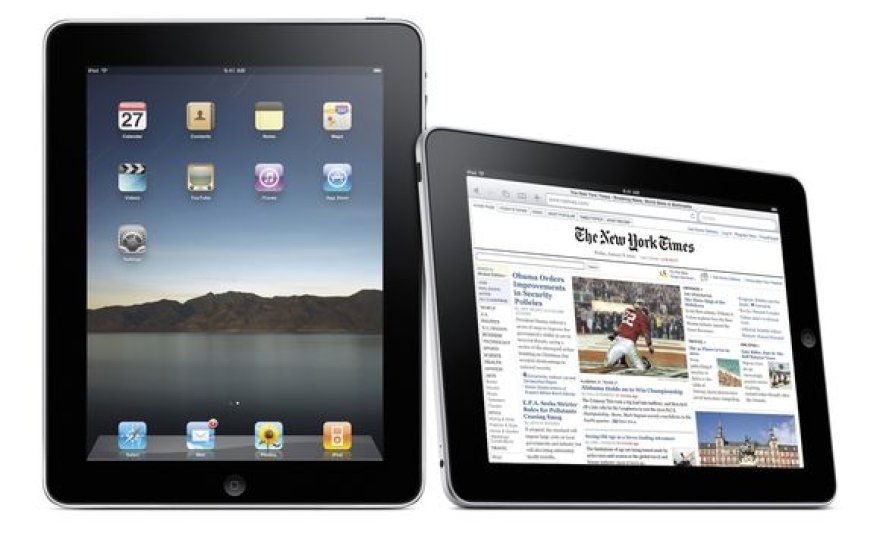 """Naujasis """"iPad"""""""