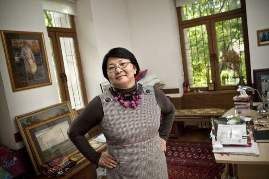 Roza Otunbajeva