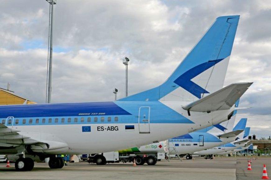 """Estonian Air"" lėktuvai"