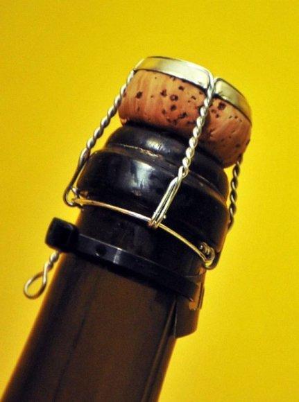 Seniausio šampano degustacija