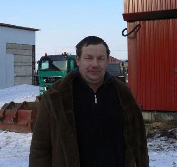 """Ūkininkas E. Šiaudinis parama pagal """"Žemės ūkio valdų modernizavimas"""" antrąją veiklos sritį spėjo pasinaudoti tris kartus."""