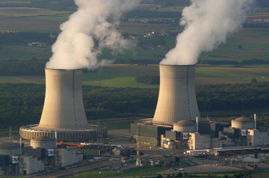 Netoli lLiuksemburgo stovi dabar veikianti Prancūzijos Katenom atominė elektrinė.