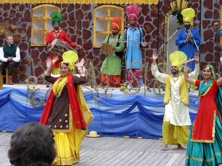 """Akiminka iš ankstesnio """"Ežerų sietuvos"""" festivalio koncerto."""