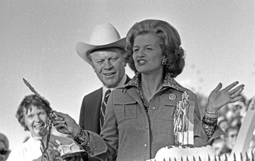 Geraldas Fordas ir Betty Ford