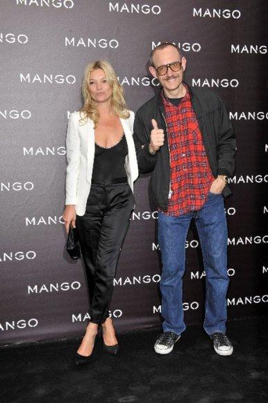 Kate Moss ir Terry Richardsonas