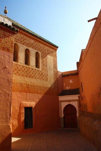 Maroko miesto senamiestis