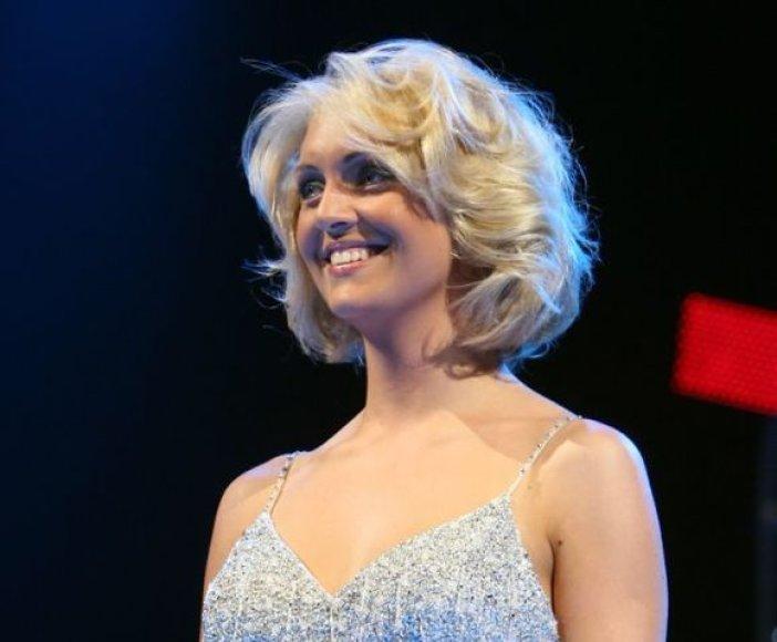 Šeštadienį Palangoje koncertuos Rūta Ščiogolevaitė.