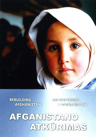 """Atidaroma bendra Kanados ir Lietuvos fotografų paroda """"Afganistano atkūrimas""""."""