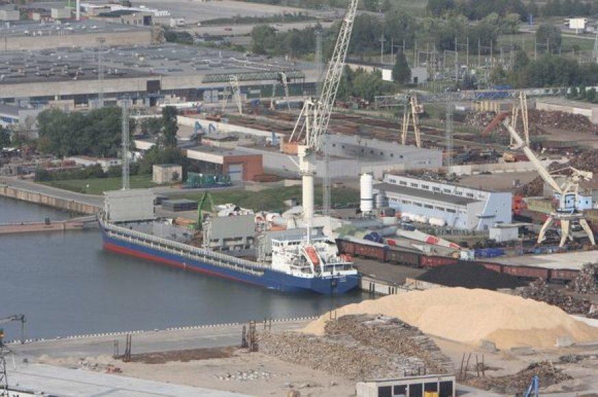 Aplinkkelis nukreips dalį uostą aptarnaujančio transporto srautų.