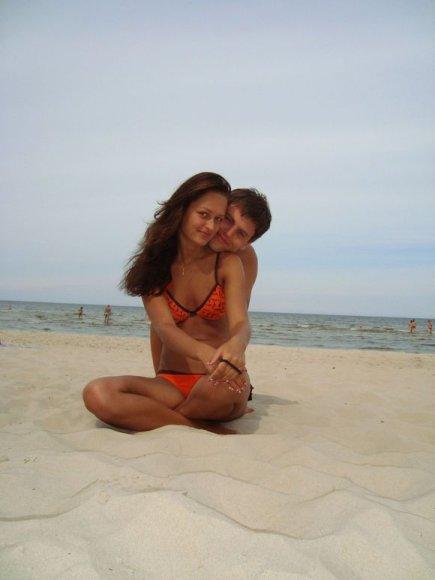 Bikini porelė Odeta ir Tomas