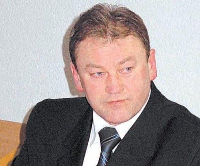 Buvęs Kalvarijos savivaldybės meras, vėliau vicemeras V.Plikaitis jaučiasi nuskriaustas.