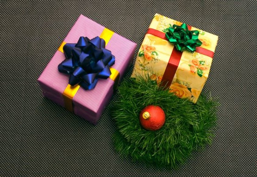 Gal jau metas pradėti rūpintis dovanomis?
