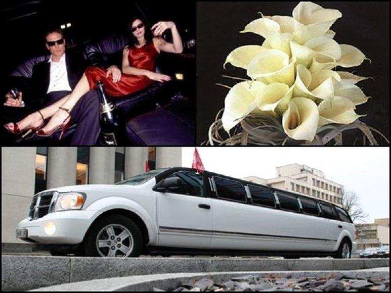 Romantiška aplinka įsimylėjėliams
