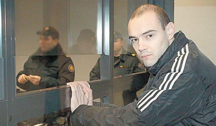 M.Marčiulynas tik išgirdęs prokuroro siūlomą bausmę atsiprašė aukos artimųjų.