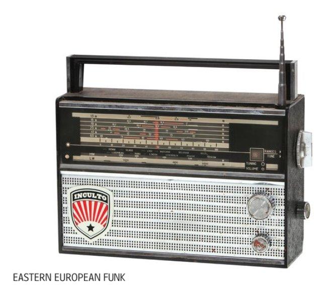 """Eastern European Funk EP"" albumo viršelis"