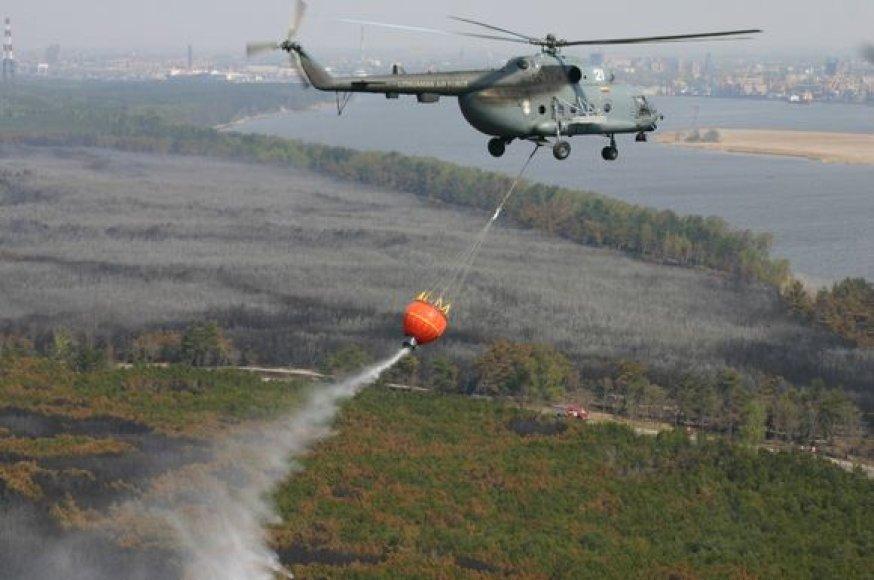 Mi-8 sraigtasparnis