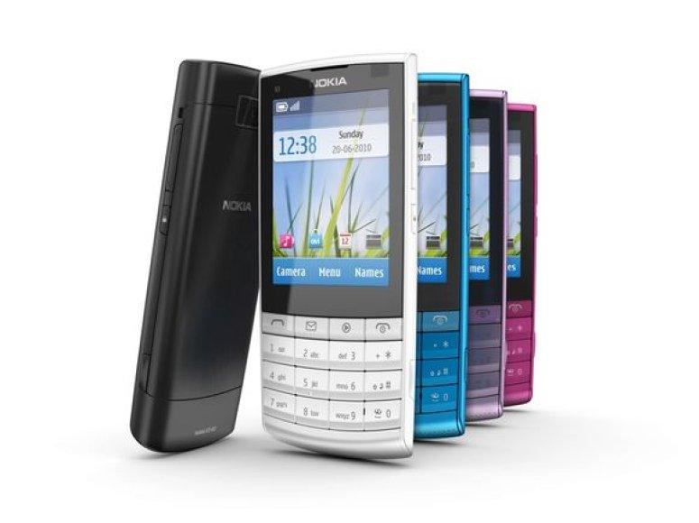 """Naujasis """"Nokia"""" telefonas"""