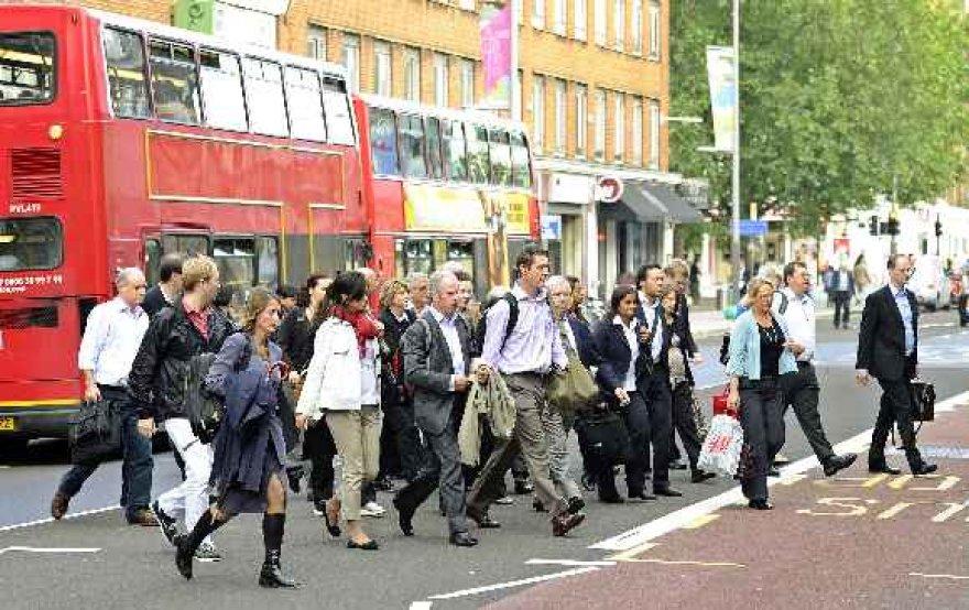 Britai planuoja protesto akcijas.