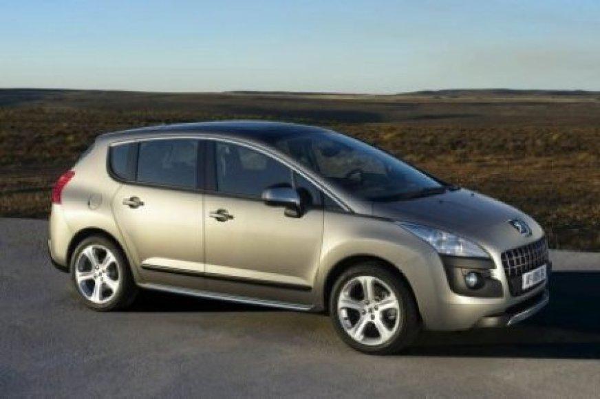 """""""Peugeot 3008"""""""