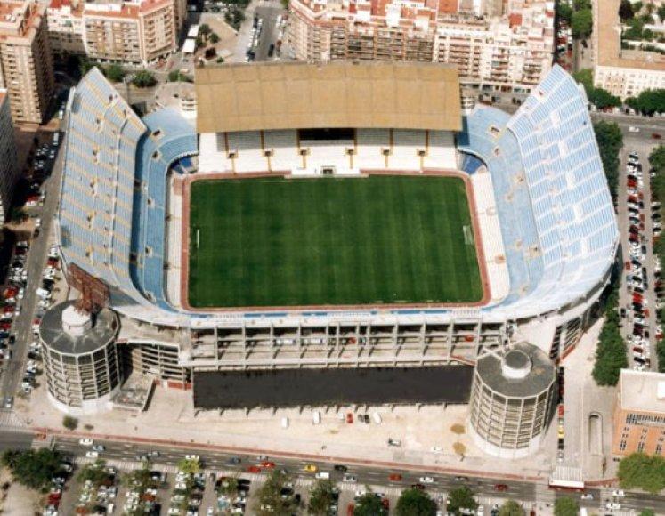 Mestalla stadionas