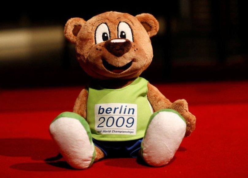 Pasaulio čempionato Berlyne talismanas