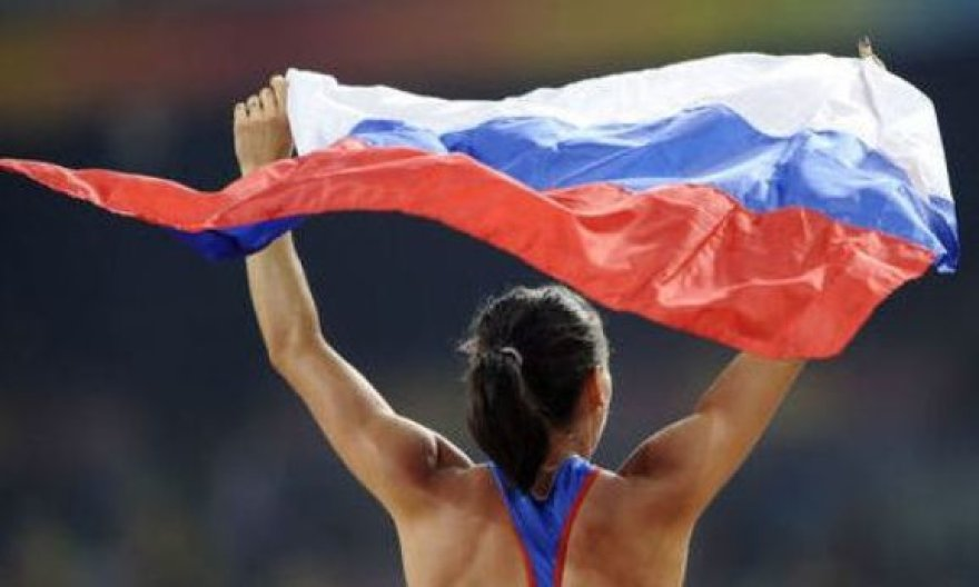 Diskvalifikuotos dar dvi Rusijos lengvaatletės