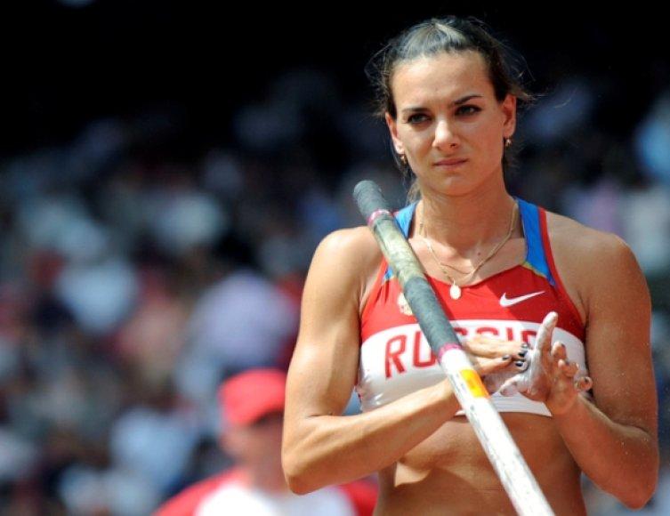 Jelena Isinbajeva