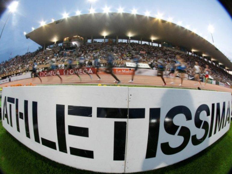 Lengvajai atletikai pasaulinė krizė taip pat turi įtakos