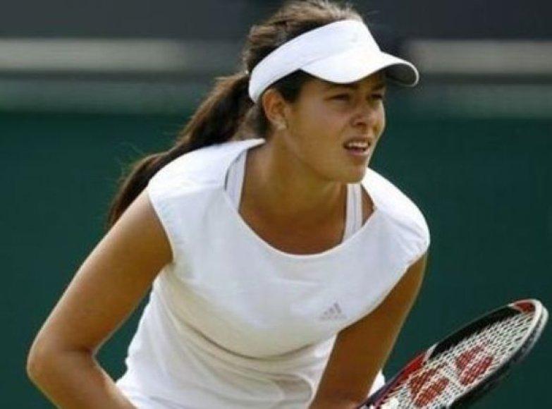 Viena iš nominuotojų – Serbijos tenisininkė Ana Ivanovič