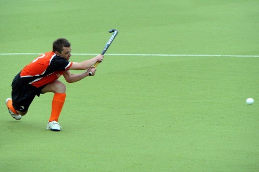 Vilniuje prasidėjo Europos šalių vyrų klubų žolės riedulio čempionatas